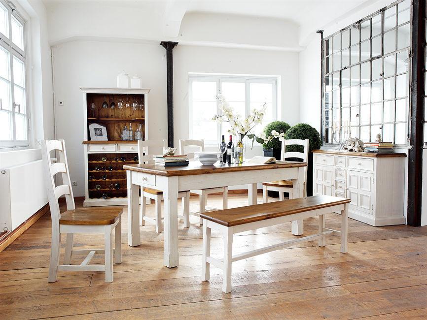 postarzany st z szufladami bergel. Black Bedroom Furniture Sets. Home Design Ideas