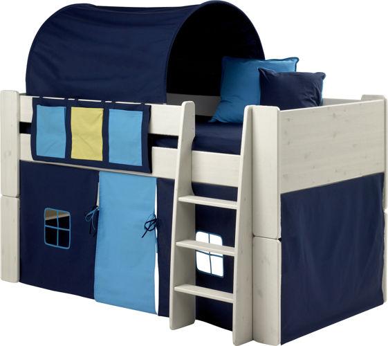 ko pi trowe niskie steens for kids kolor sosna biel. Black Bedroom Furniture Sets. Home Design Ideas