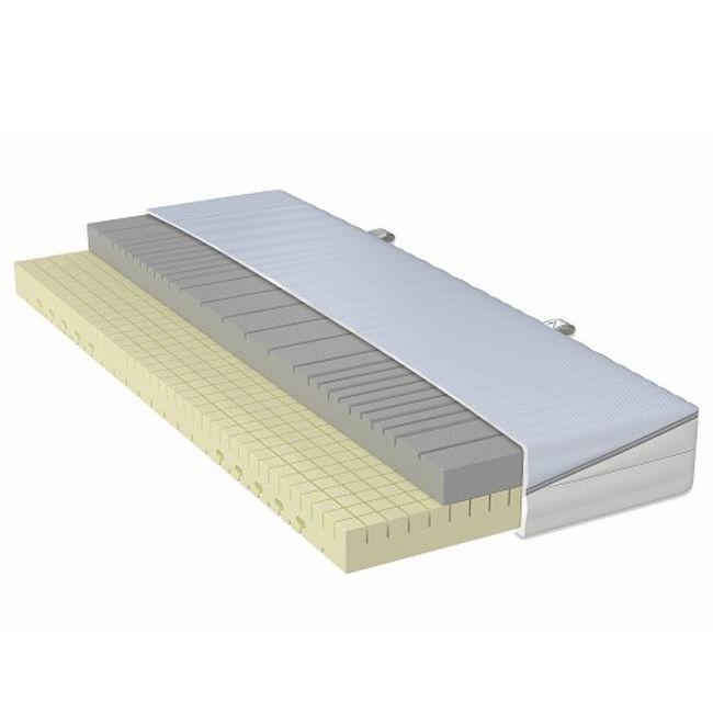 Zaawansowane SMART ERGO 7 strefowy materac piankowy KW54