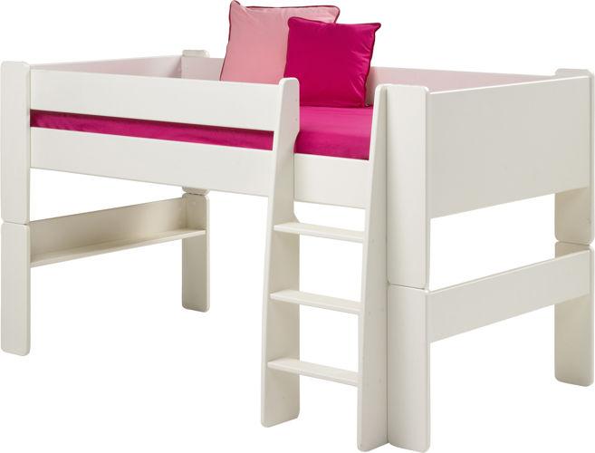 ko pi trowe niskie steens for kids kolor bia y mdf. Black Bedroom Furniture Sets. Home Design Ideas