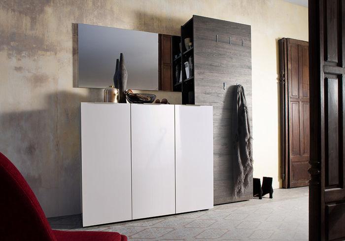Wenecja lustro poziome 105x60 for Garderobenpaneel modern